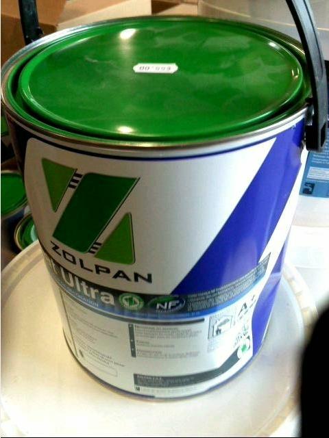 Peinture pot de zolpan 4l blc d 39 occasion - Peinture zolpan prix ...