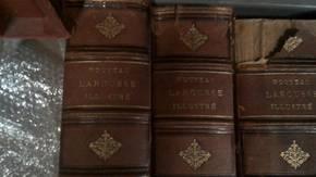ENCYCLOPEDIE LAROUSSE 7 VOLUMES Saint fons