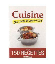 Livre cuisine pas chere et conviviale d 39 occasion for Cuisine incorporee pas chere