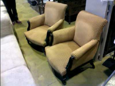 fauteuil napoleon iii la paire marseille - Fauteuil Napoleon 3