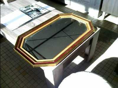 miroir bois d 39 occasion. Black Bedroom Furniture Sets. Home Design Ideas