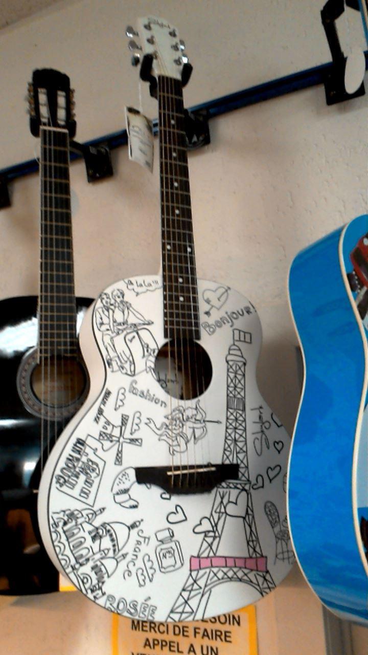 Troc guitare