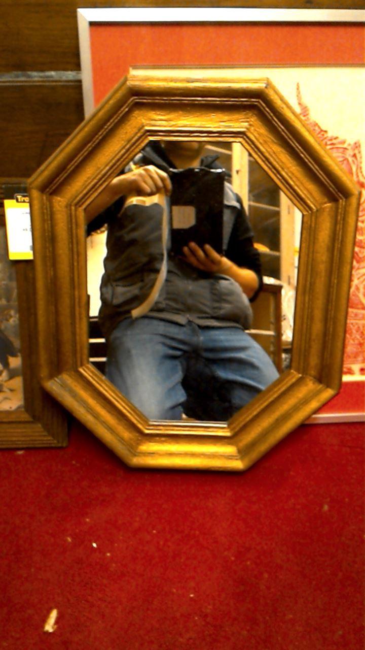 Miroir Octogonal D 39 Occasion
